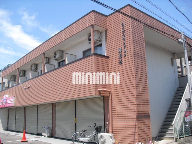 名鉄津島線 須ヶ口駅(徒歩47分)