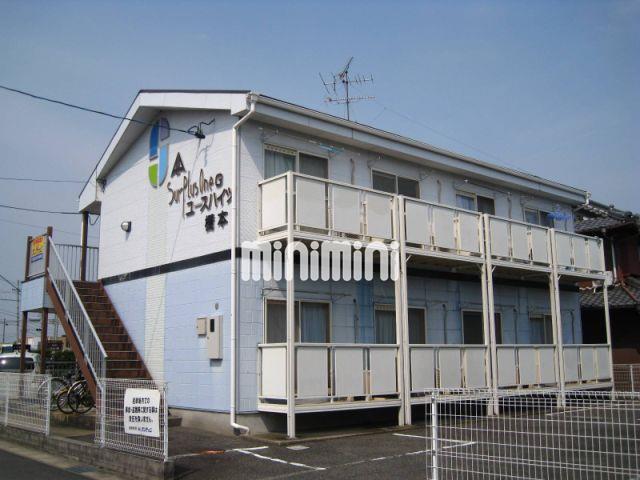 名鉄尾西線 森上駅(徒歩38分)