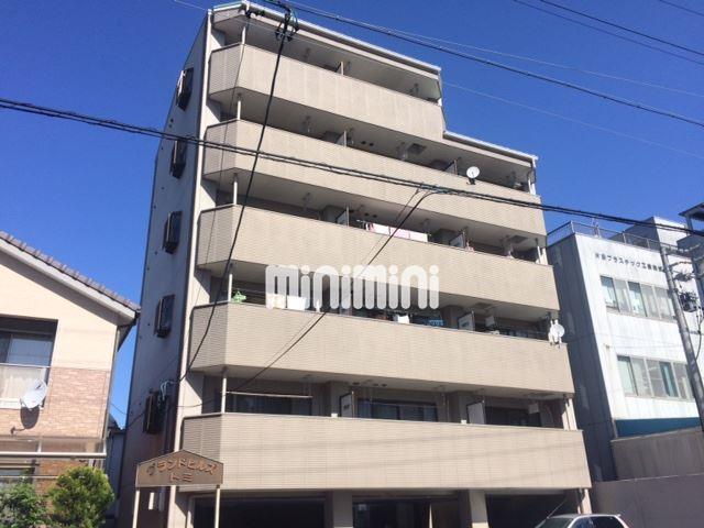 地下鉄名港線 東海通駅(バス12分 ・当知1丁目停、 徒歩3分)