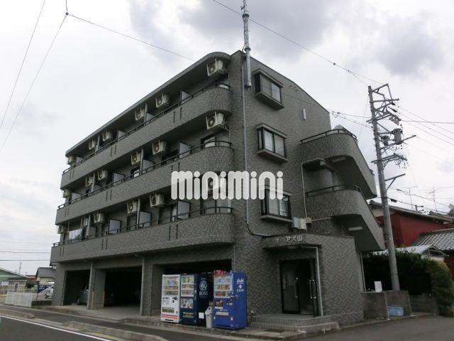 名鉄小牧線 楽田駅(徒歩25分)