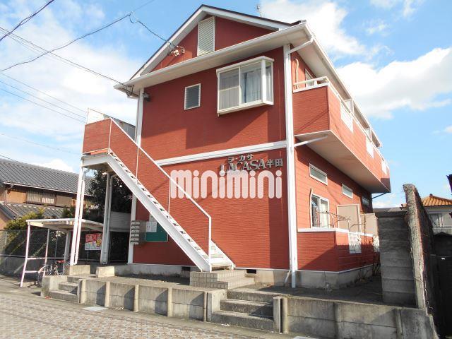 名鉄河和線 住吉町駅(徒歩20分)