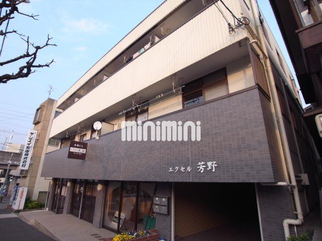 名鉄瀬戸線 森下駅(徒歩5分)