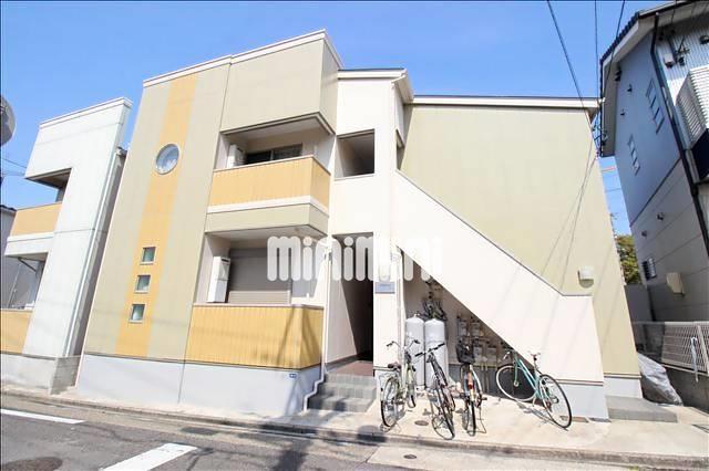 名鉄瀬戸線 矢田駅(徒歩4分)