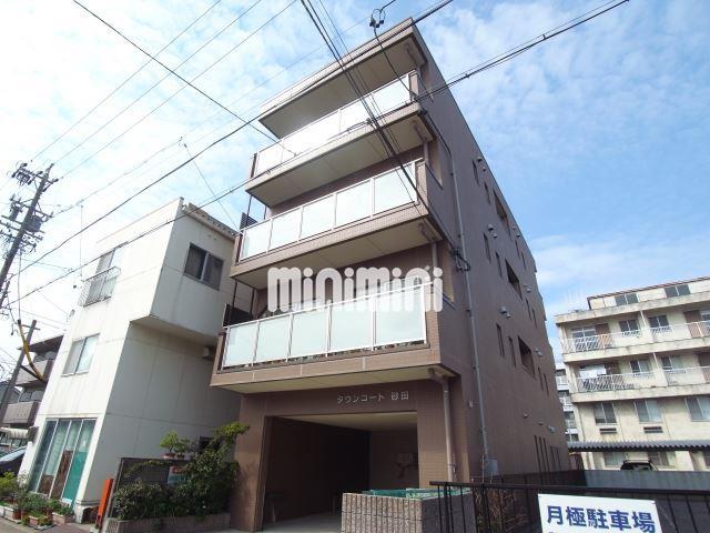 地下鉄名城線 砂田橋駅(徒歩3分)