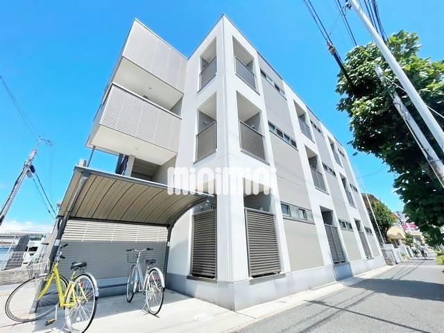 地下鉄名港線 東海通駅(バス11分 ・入場停、 徒歩1分)