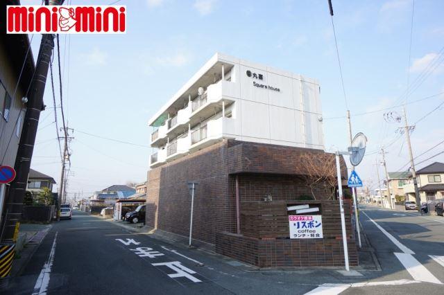 丸喜 Square house