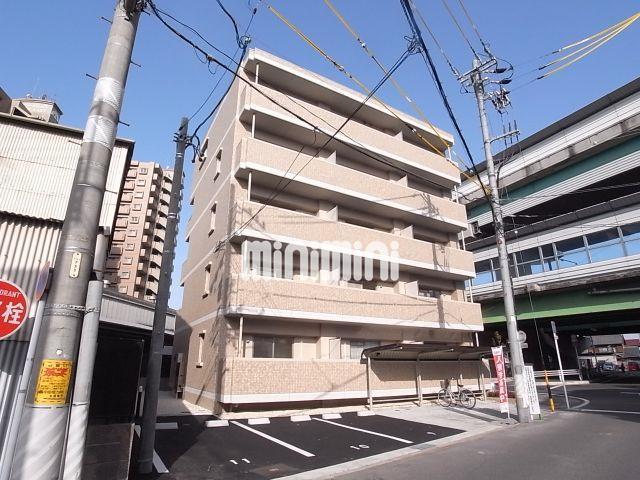 地下鉄鶴舞線 上小田井駅(徒歩3分)、名鉄犬山線 上小田井駅(徒歩3分)