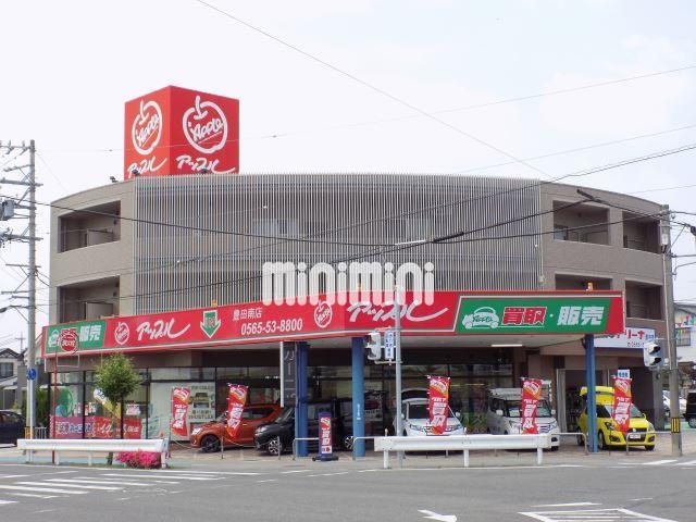 名鉄三河線 竹村駅(徒歩10分)
