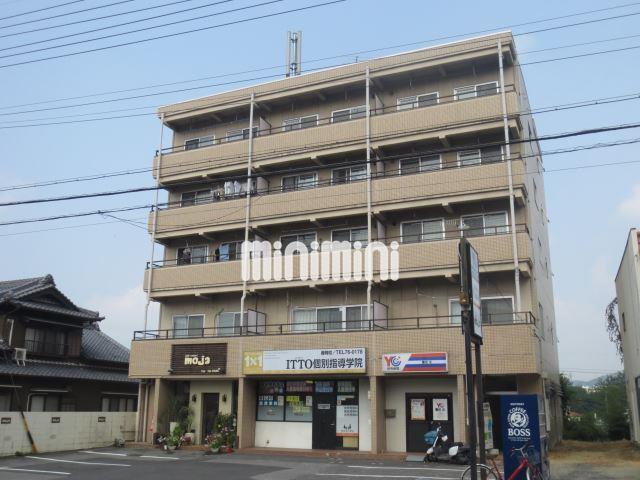バス・後田停(徒歩1分)