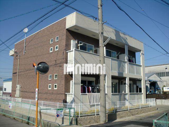 愛知県岩倉市大地町蕎麦田1K