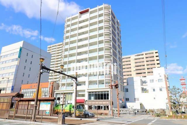 東海道本線 豊橋駅(徒歩10分)、豊橋鉄道渥美線 新豊橋駅(徒歩10分)