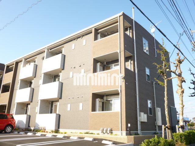 名鉄小牧線 田県神社前駅(徒歩17分)