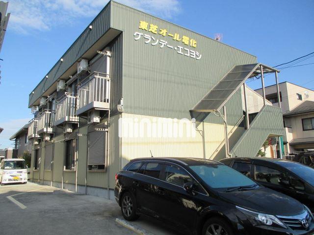 東海道本線 岡崎駅(バス10分 ・上地郵便局口停、 徒歩5分)