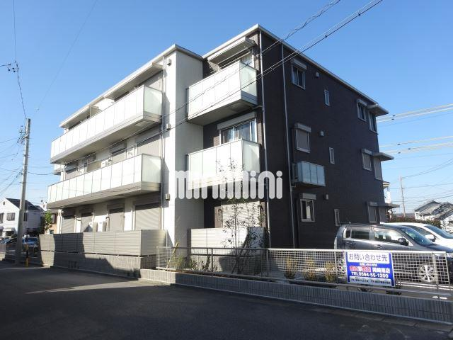 東海道本線 岡崎駅(徒歩15分)、愛知環状鉄道 岡崎駅(徒歩15分)