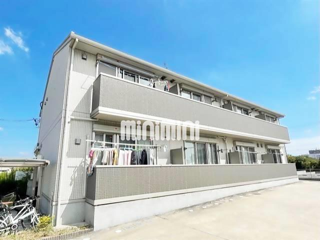近鉄名古屋線 近鉄蟹江駅(徒歩63分)
