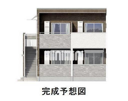 愛知県北名古屋市鹿田丸籔1K