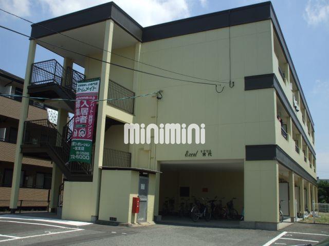 名鉄尾西線 西一宮駅(徒歩14分)