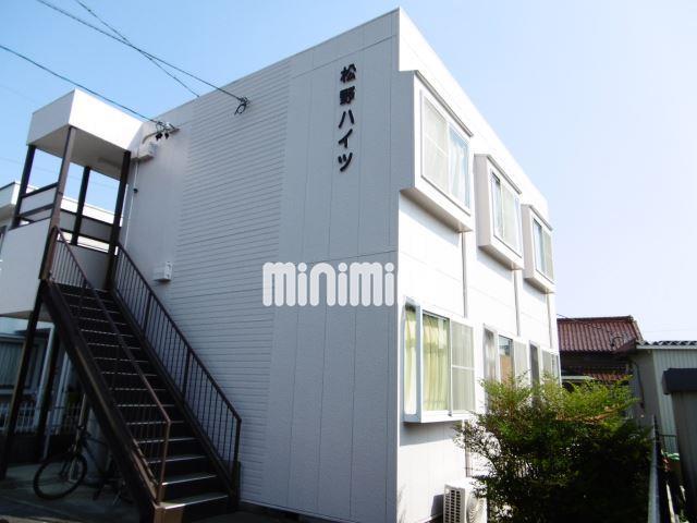 名鉄西尾線 西尾駅(バス34分 ・若松町停、 徒歩5分)
