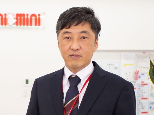 ミニミニ春日井店店長