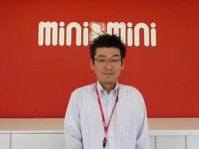 ミニミニ八田店店長