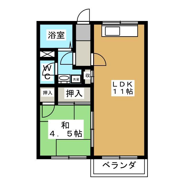 ラポールシュンエイTの賃貸物件情報 | お部屋探しはミニミニで!賃貸住宅・賃貸マンションはお任せください!