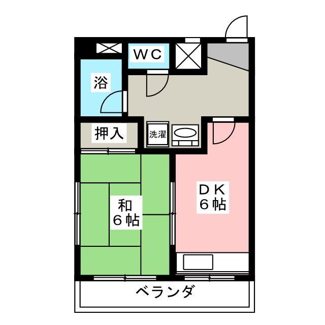 コーポひら野の賃貸物件情報   お部屋探しはミニミニで!賃貸住宅・賃貸マンションはお任せください!