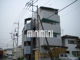 東武東上線 新河岸駅(徒歩35分)