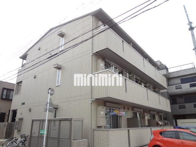 東武伊勢崎・大師線 大袋駅(徒歩7分)