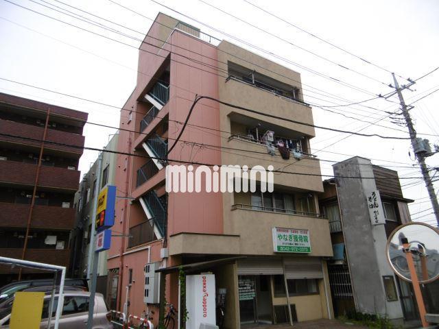 西武池袋・豊島線 飯能駅(徒歩4分)