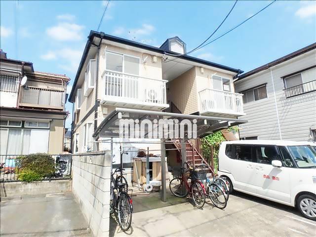 東武東上線 新河岸駅(徒歩57分)