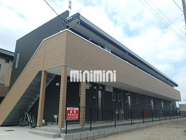 秋山新築アパート