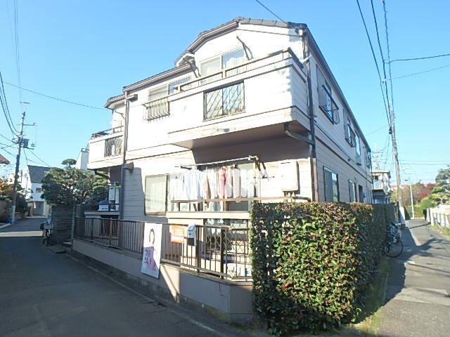 東京都練馬区桜台4丁目2DK
