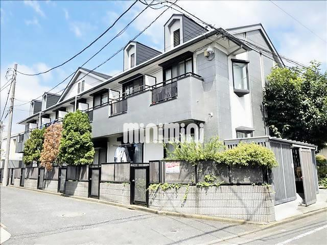西武池袋・豊島線 中村橋駅(徒歩10分)
