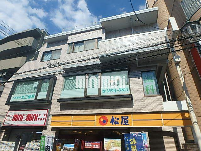西武新宿線 上石神井駅(徒歩1分)
