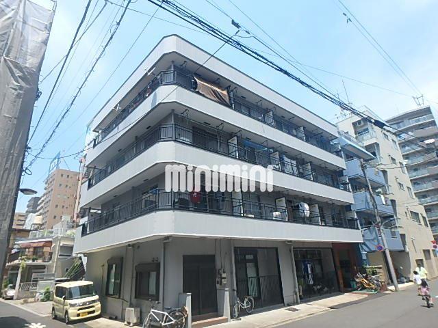 湘南新宿ライン高崎線 尾久駅(徒歩9分)