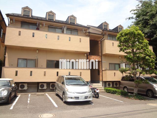 西武鉄道新宿線 上石神井駅(バス15分 ・石神井警察署前停、 徒歩7分)