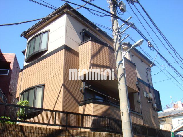 東京都板橋区南常盤台1丁目1K