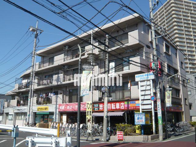 西武鉄道新宿線 上石神井駅(バス15分 ・大泉学園駅南口停、 徒歩3分)