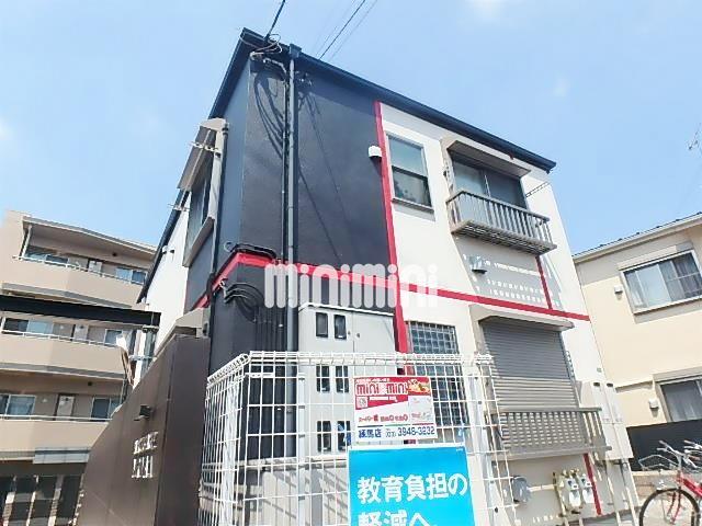 西武池袋・豊島線 桜台駅(徒歩17分)