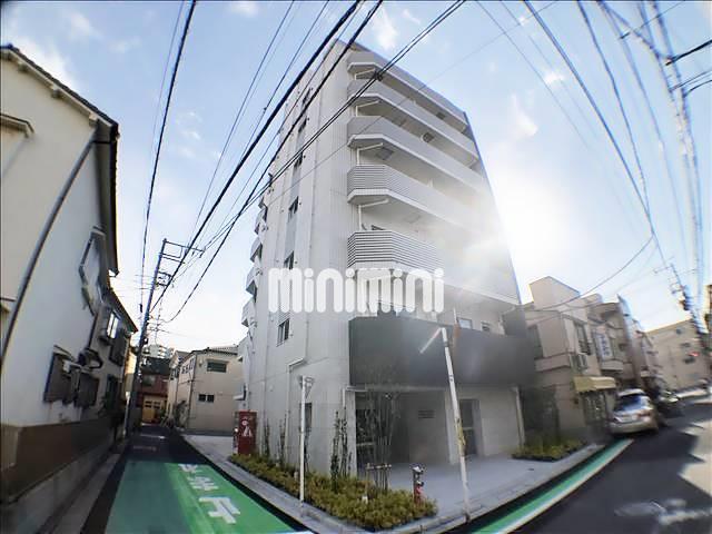湘南新宿ライン高崎線 尾久駅(徒歩8分)