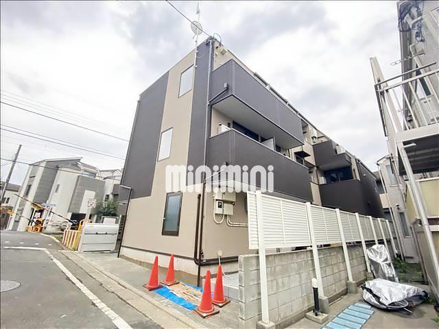 東京都板橋区赤塚2丁目1K