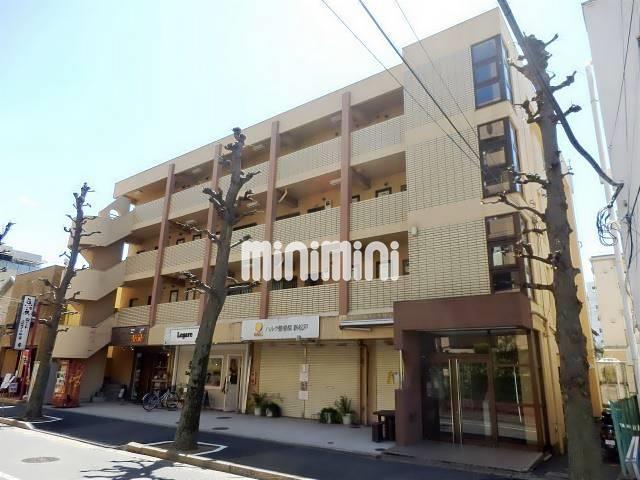 千代田・常磐緩行線 新松戸駅(徒歩6分)、武蔵野線 新松戸駅(徒歩6分)