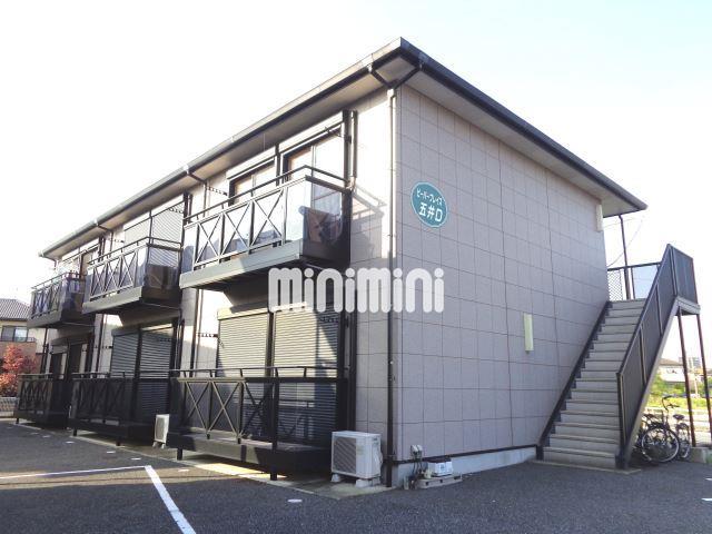 小湊鐵道 上総村上駅(徒歩50分)