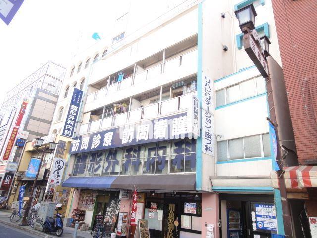総武・中央緩行線 小岩駅(徒歩3分)