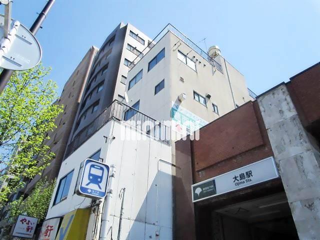 都営地下鉄新宿線 大島駅(徒歩1分)