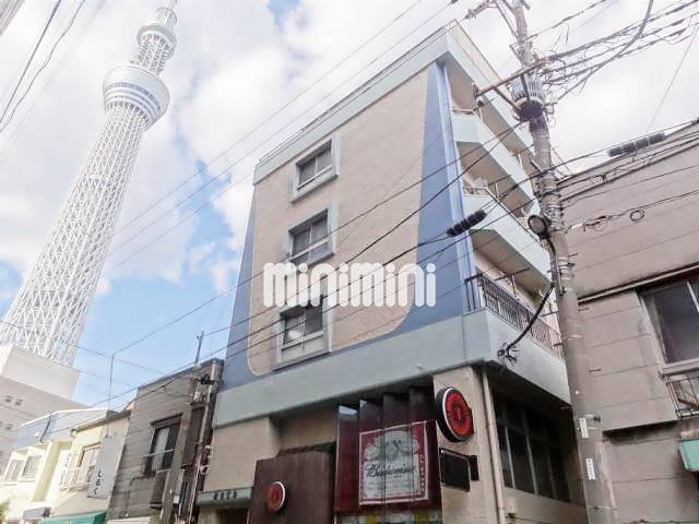 東京都墨田区業平4丁目1K