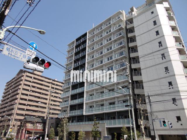 東京都墨田区菊川3丁目1K