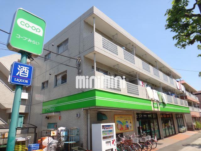 西武鉄道多摩川線 白糸台駅(徒歩10分)