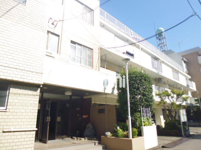 東京都杉並区西荻北2丁目2DK