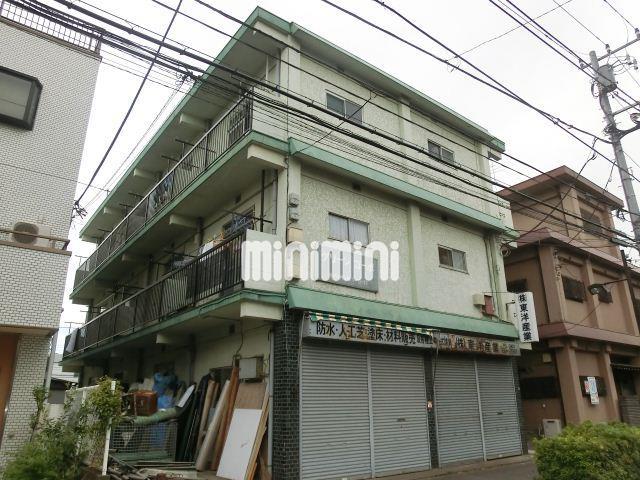 西武鉄道多摩川線 競艇場前駅(徒歩15分)